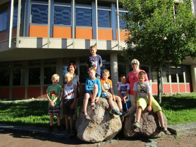 Hewenschule Engen Klasse 1 und 3 Schuljahr 2015 2016