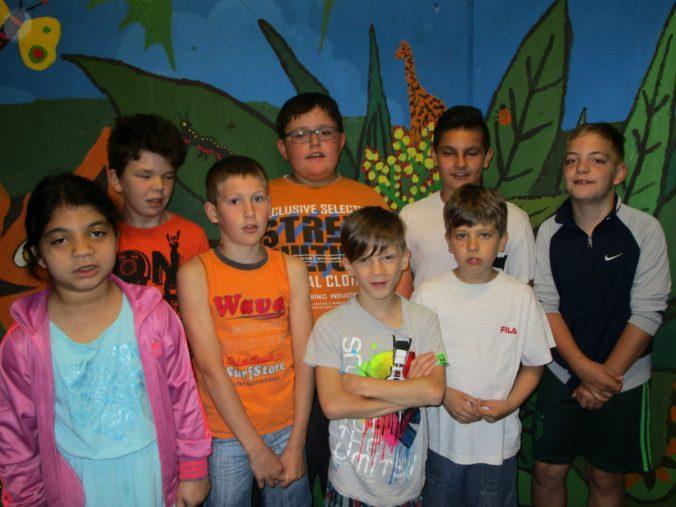 Hewenschule Engen Klasse 4 und 5 im Schuljahr 2015 2016