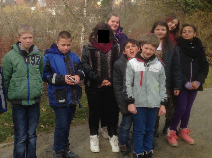 Hewenschule - Schüler - Klasse 6 und 7
