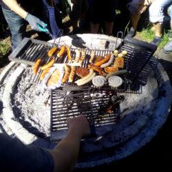 Hewenschule - Hewentag das Grillgut