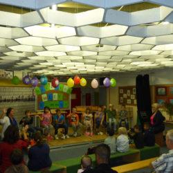 Hewenschule - Einschulungsfeier - Klasse 2 bis 4
