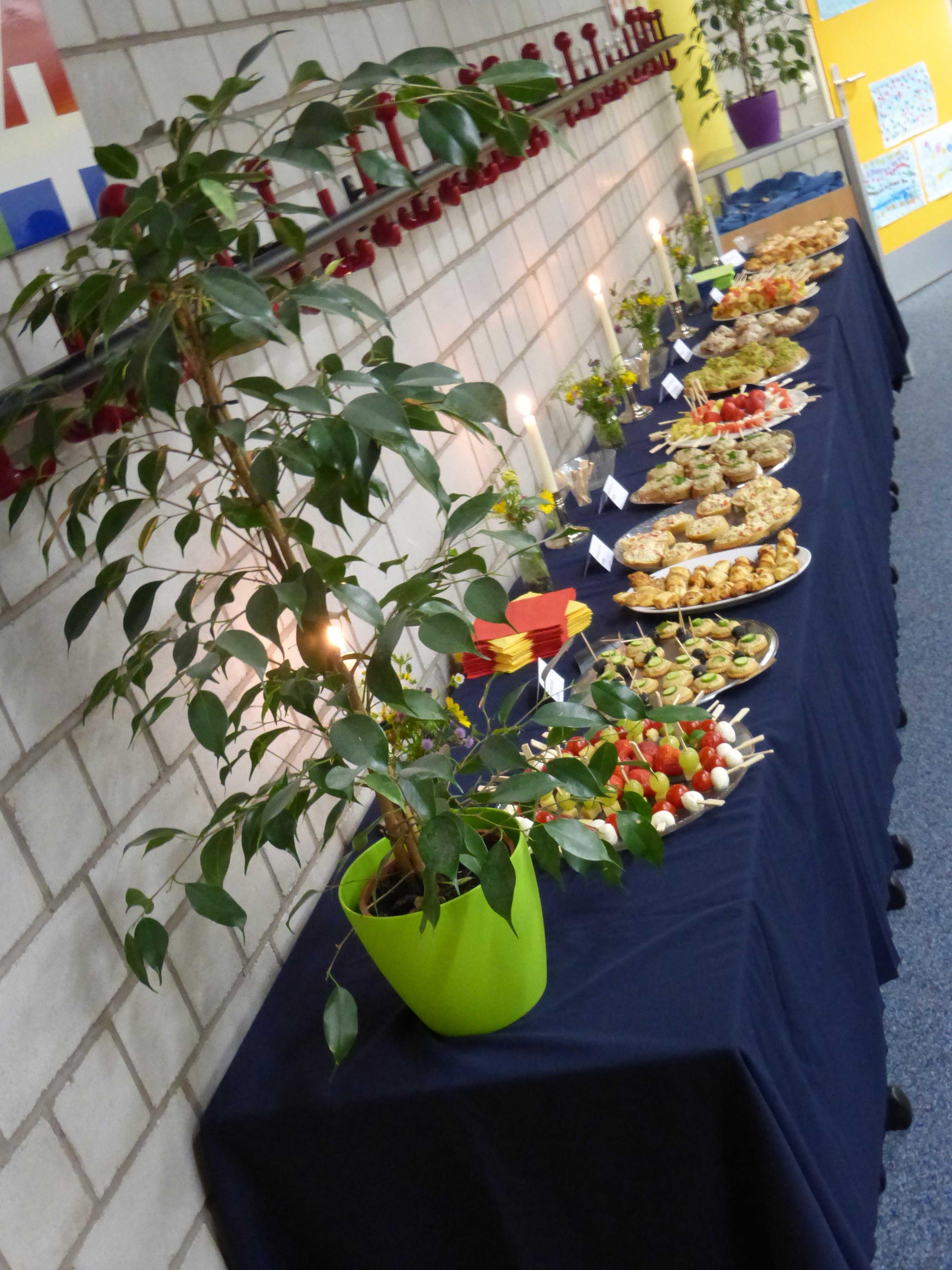 Hewenschule - Abschlussfeier