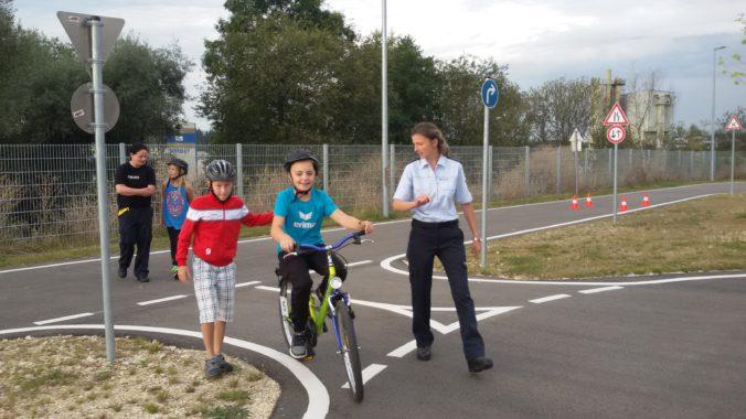 Radfahrausbildung in Steißlingen