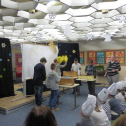 Stern über Bethlehem instrumental Klasse 6/7