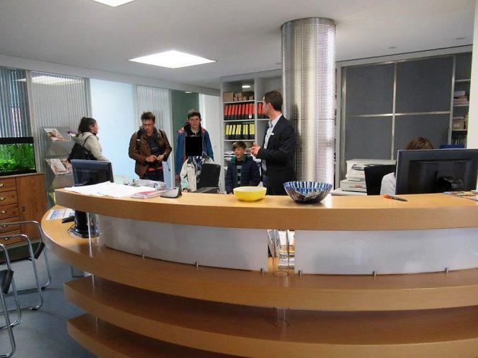 im Bürgerbüro